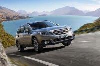 Subaru в Женеве представит три новинки