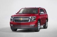 Chevrolet в 2015 году начнет продавать два внедорожника