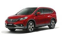 Honda CR-V признана самым угоняемым автомобилем
