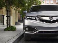 В Чикаго представили обновленный кроссовер Acura RDX