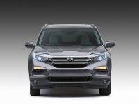 Honda показала новый серийный Pilot