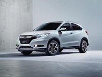 Honda представила европейскую версию HR-V