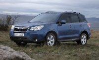Subaru Forester обновился и получил модернизированный дизель