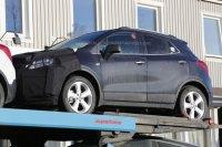 Opel Mokka ждет обновление
