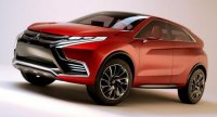 Mitsubishi до Женевы показала концепт XR-PHEV II