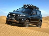 Выход новой Chevrolet Niva снова задерживается