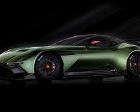 """""""Популярная Механика"""" рекомендует: Aston Martin выпустит 24 «Вулкана»"""