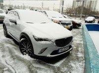 Mazda CX-3 испытывают в России