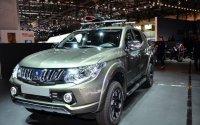 В Женеве представили Mitsubishi L200