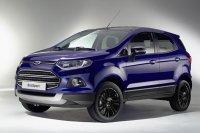 Ford представил в Женеве EcoSport без «запаски»