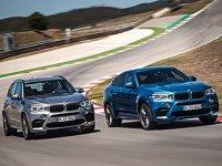 «Заряженные» BMW X5 и X6 обзавелись рублевым ценником