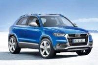 Audi Q1 появится в продаже уже в следующем году