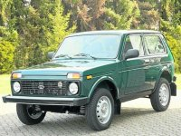Lada 4x4 обогнал по популярности Renault Duster
