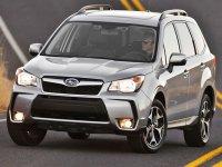 Обновленный Subaru Forester уже в мае