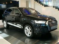 Озвучены российские цены на Audi Q7 нового поколения