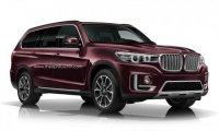 BMW X7 обойдется примерно в 130 000 евро