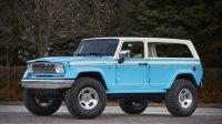 Jeep приготовил к пасхальному сафари 7 особых моделей