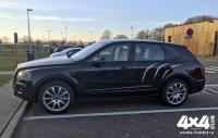 Bentley Bentayga станет первым дизельным Bentley