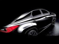 Первый тизер нового Lexus RX