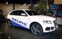 Delphi превратила Audi Q5 в беспилотник