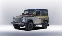 Land Rover Defender от Пола Смита