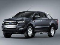Ford представил обновленный Ranger