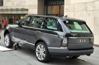 В апреле покажут самый роскошный Range Rover