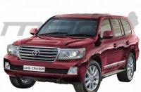 Toyota готовит обновление для Land Cruiser 200