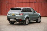 Range Rover Sport HSE получит дополнительные 40 л.с.