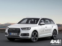 Audi дразнит нас новым Q7 e-tron quattro