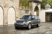 Land Rover представил ультрароскошный Range Rover SVAutobiography