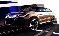 Honda готовит для Китая еще один кроссовер