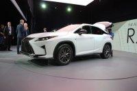 Lexus в Нью-Йорке представил новый RX