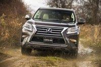 Будущее рамных внедорожников Lexus под вопросом