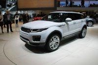 В ряду Range Rover ожидается пополнение