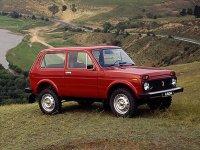 38-день рождения Lada 4x4