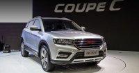 Haval представит серийный H6 Coupe уже в апреле