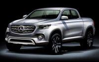 Пикап Mercedes будет построен на базе Nissan