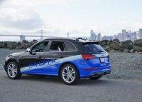 Беспилотный Audi Q5 завершил свое путешествие