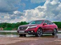 Honda снимает с производства Crosstour