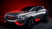 Новый Peugeot 3008 покажут в 2016 году