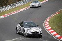 Кроссовер Maserati тестируют на Нюрбургринге