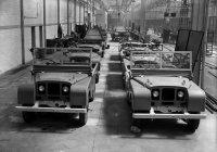 Land Rover создает подразделение поддержки владельцев раритетных внедорожников