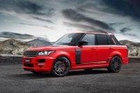 Тюнеры превратили Range Rover в пикап