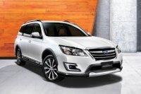 Subaru представил приподнятый универсал и назвал его кроссовером