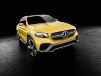 Mercedes представил GLC Coupe