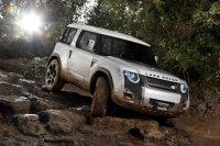 Land Rover может выпустить Defender SVR