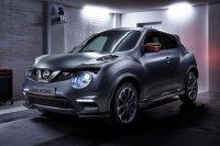 Nissan объявил рублевые цены на Juke Nismo RS