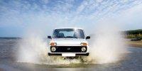 Начинаются испытания Lada 4x4 с дизельным мотором