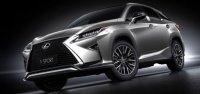 Lexus представил RX 200t F Sport